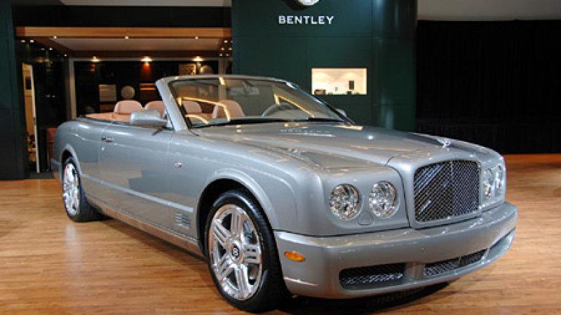 Bentley Azure II 2005 - 2009 Cabriolet #7