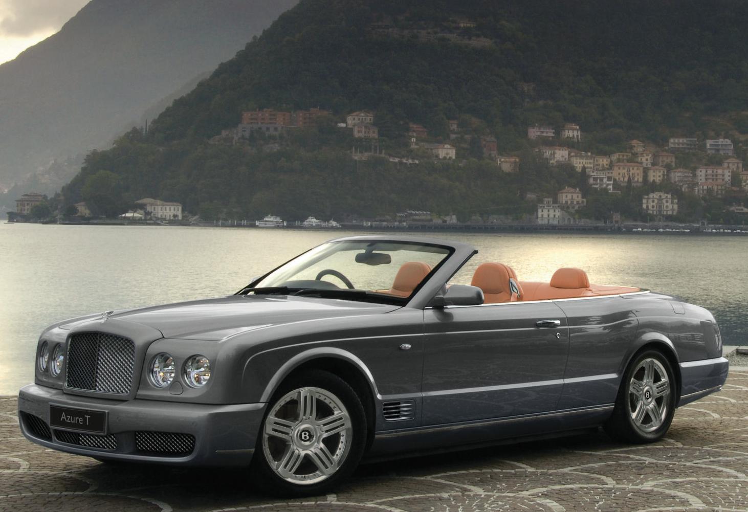 Bentley Azure II 2005 - 2009 Cabriolet #5