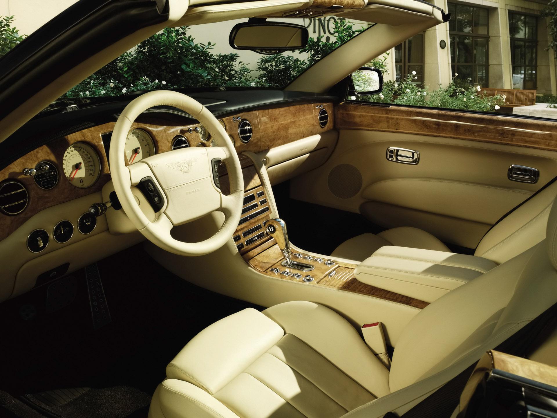 Bentley Azure II 2005 - 2009 Cabriolet #1