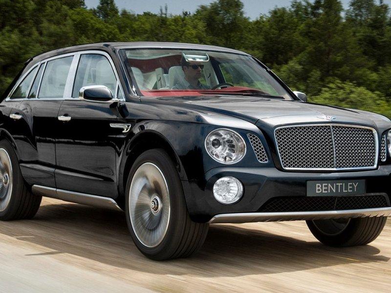 Bentley Bentayga I 2015 - now SUV 5 door #7