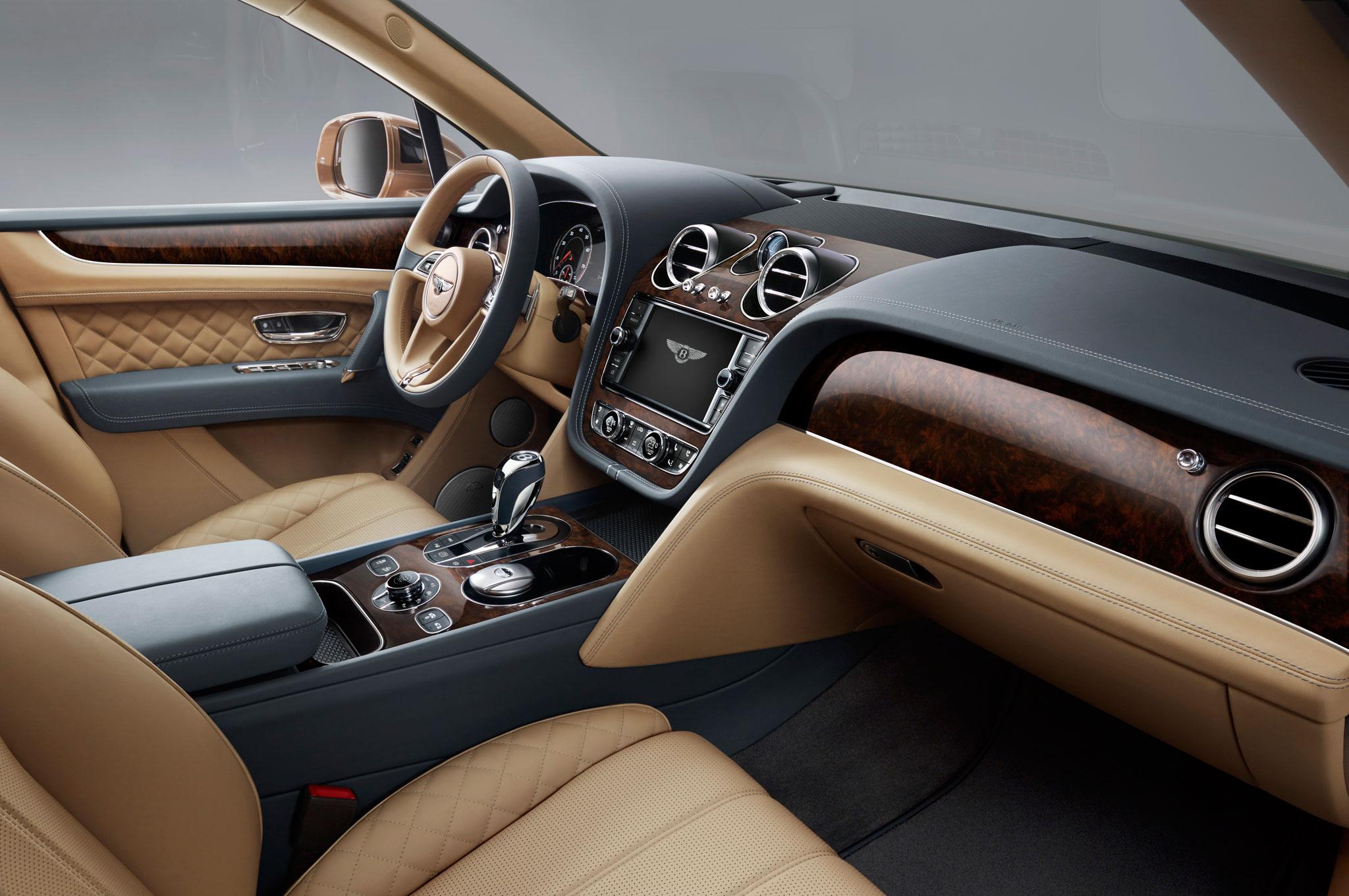 Bentley Bentayga I 2015 - now SUV 5 door #6