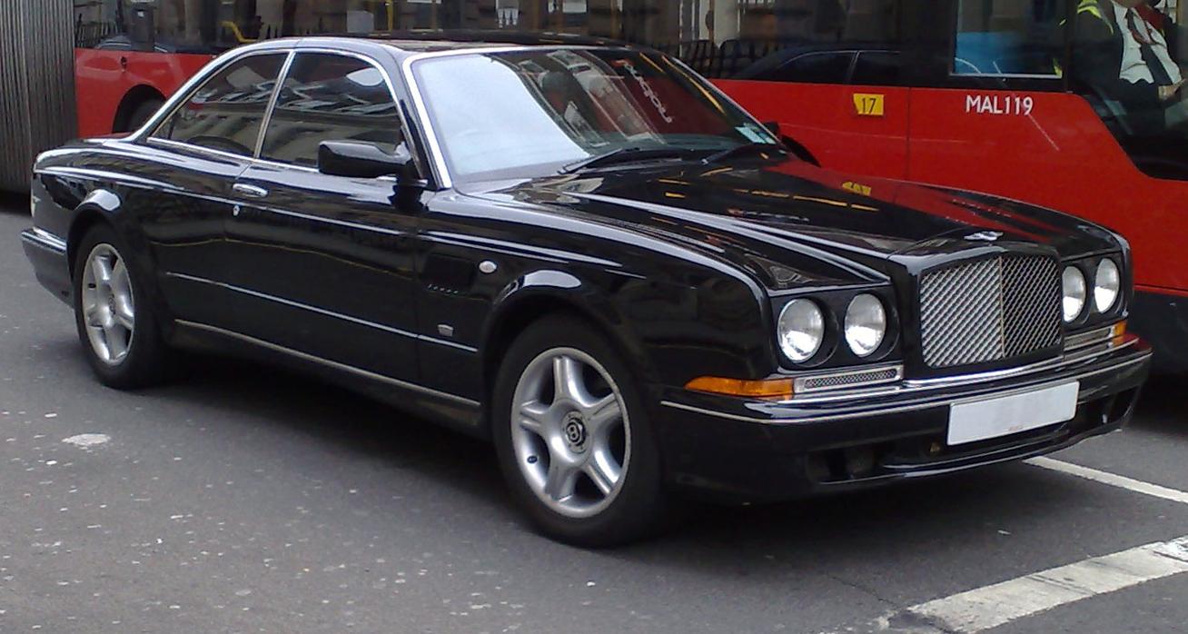 Bentley Brooklands I 1992 - 1998 Sedan #5