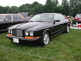 Bentley Brooklands I 1992 - 1998 Sedan #8
