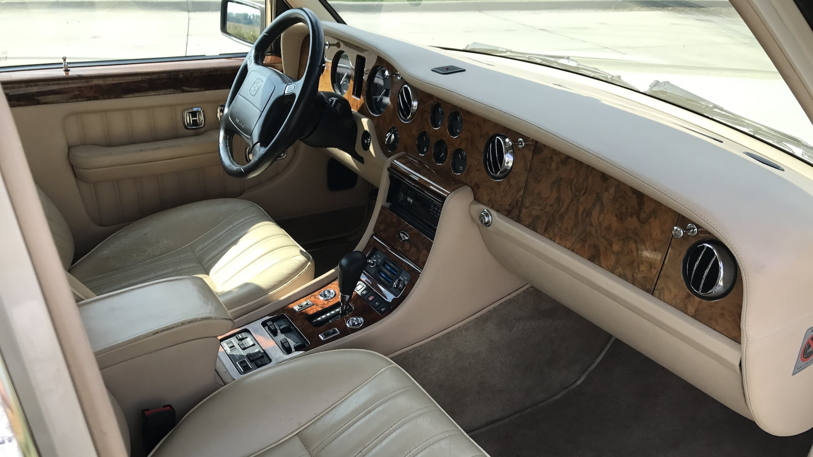 Bentley Brooklands I 1992 - 1998 Sedan #3