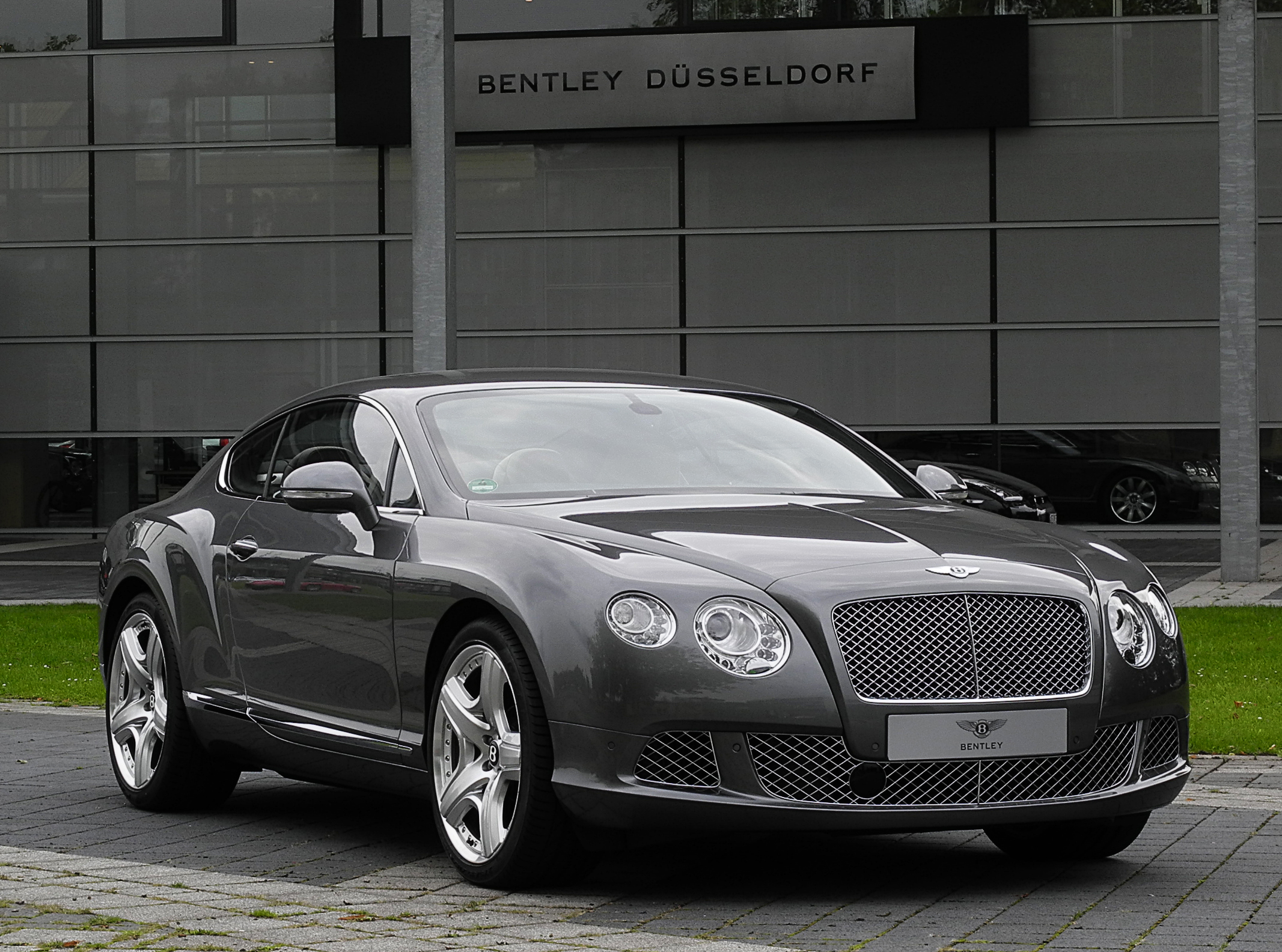 Bentley Continental 1984 - 2003 Coupe #2
