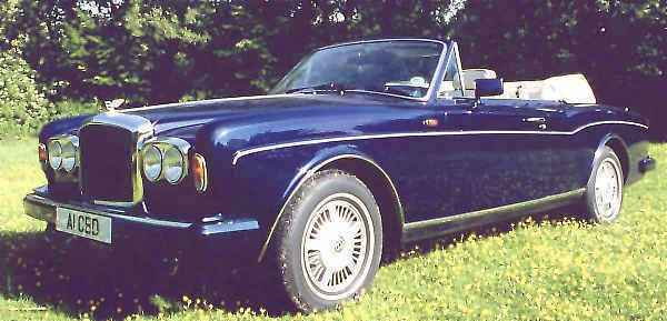 Bentley Continental 1984 - 2003 Coupe #1