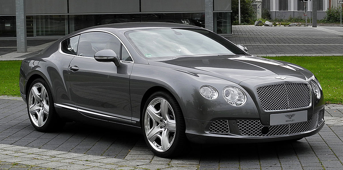 Bentley Continental 1984 - 2003 Coupe #8