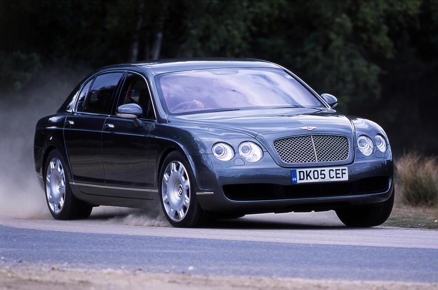 Bentley Continental Flying Spur 2005 - 2012 Sedan #3