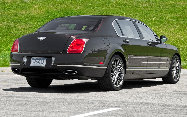Bentley Continental Flying Spur 2005 - 2012 Sedan #5