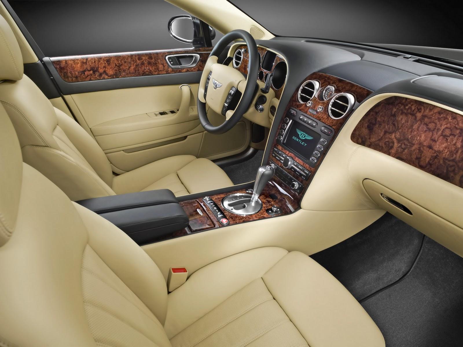 Bentley Continental Flying Spur 2005 - 2012 Sedan #8