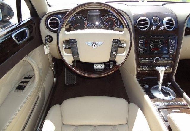 Bentley Continental Flying Spur 2005 - 2012 Sedan #7