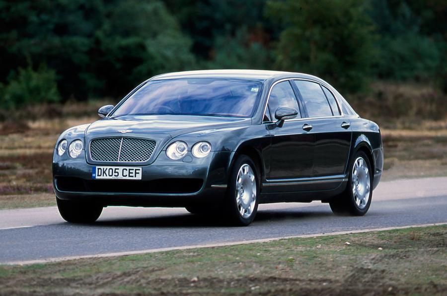 Bentley Continental Flying Spur 2005 - 2012 Sedan #4