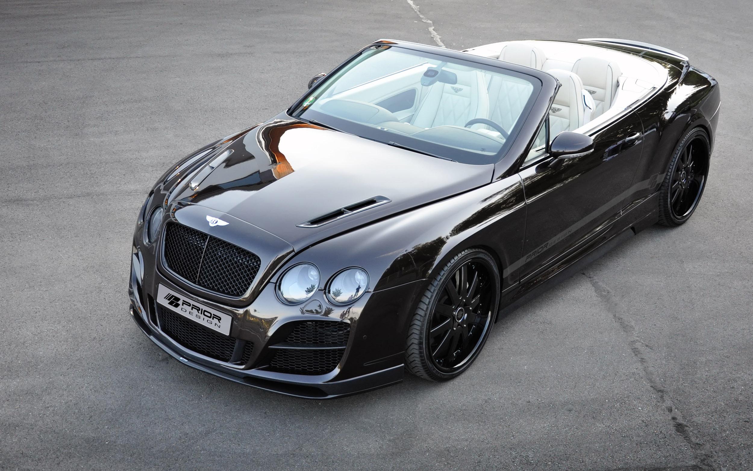 Bentley Continental GT I 2003 - 2011 Cabriolet #1