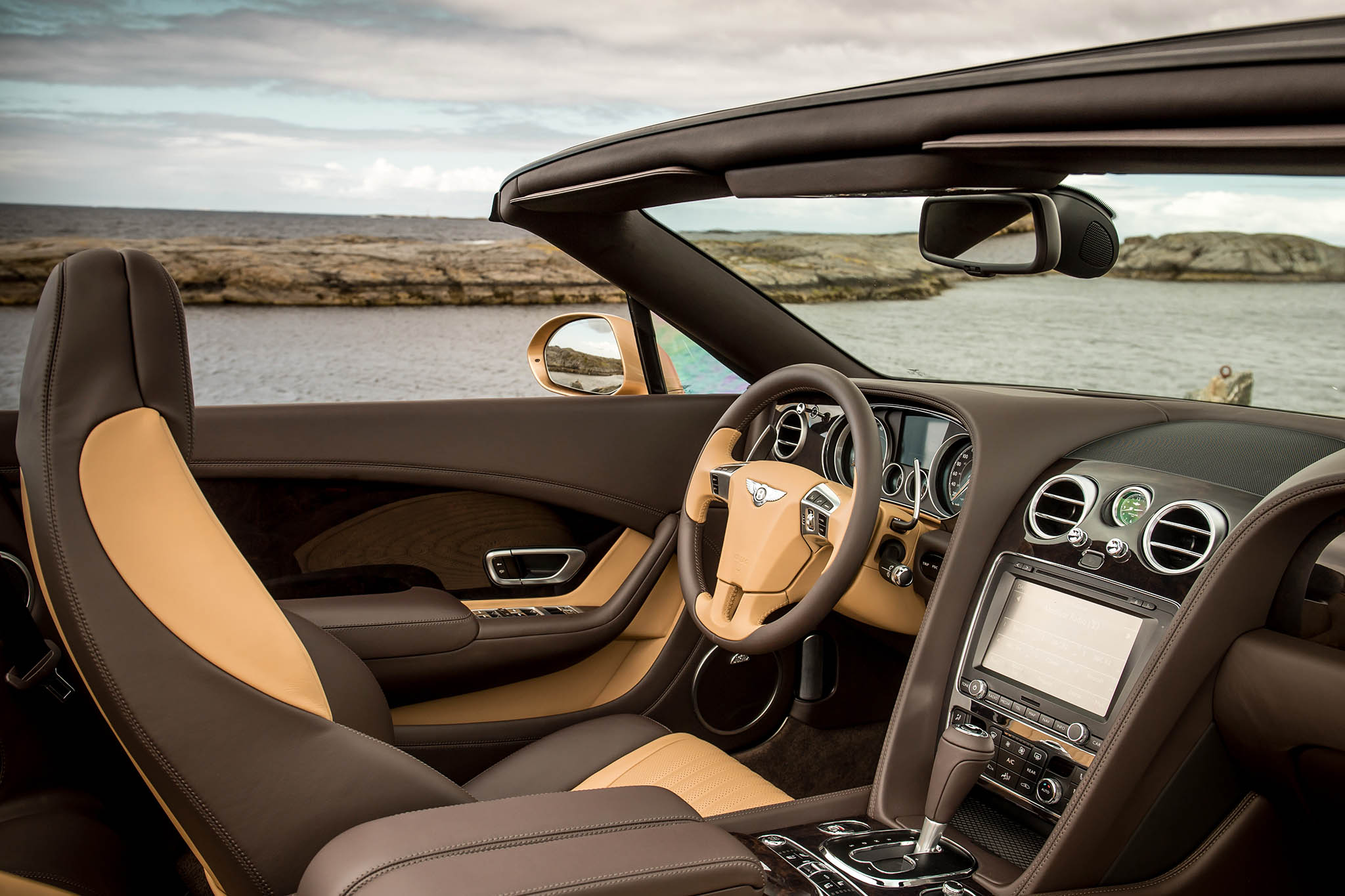 Bentley Continental GT II Restyling 2015 - now Cabriolet #2