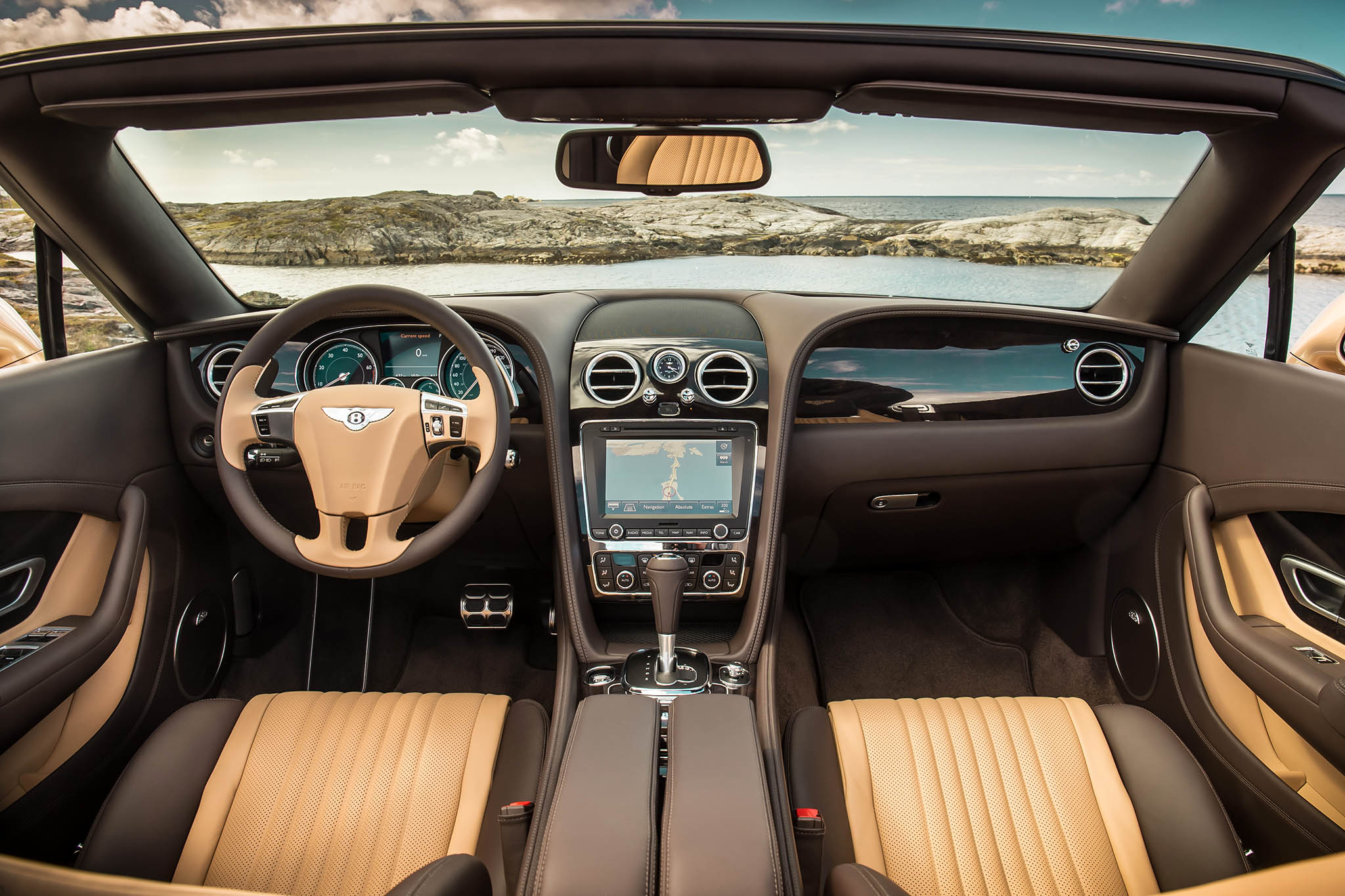 Bentley Continental GT II Restyling 2015 - now Cabriolet #5