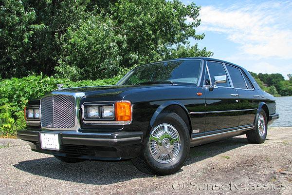 Bentley Eight 1984 - 1992 Sedan #1