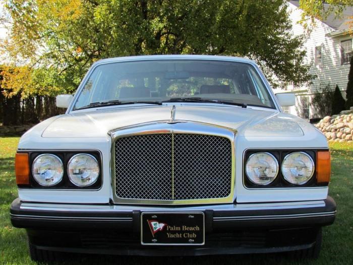 Bentley Eight 1984 - 1992 Sedan #5