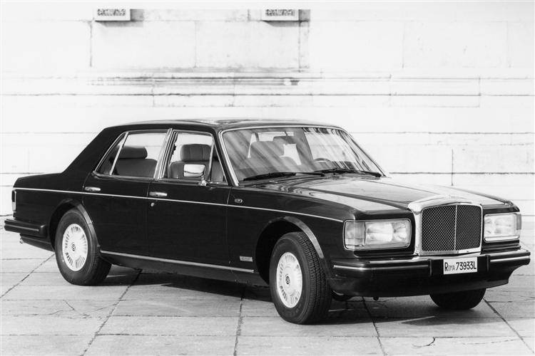 Bentley Eight 1984 - 1992 Sedan #3