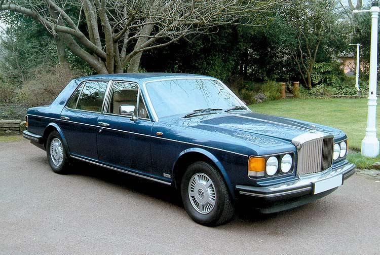 Bentley Eight 1984 - 1992 Sedan #7