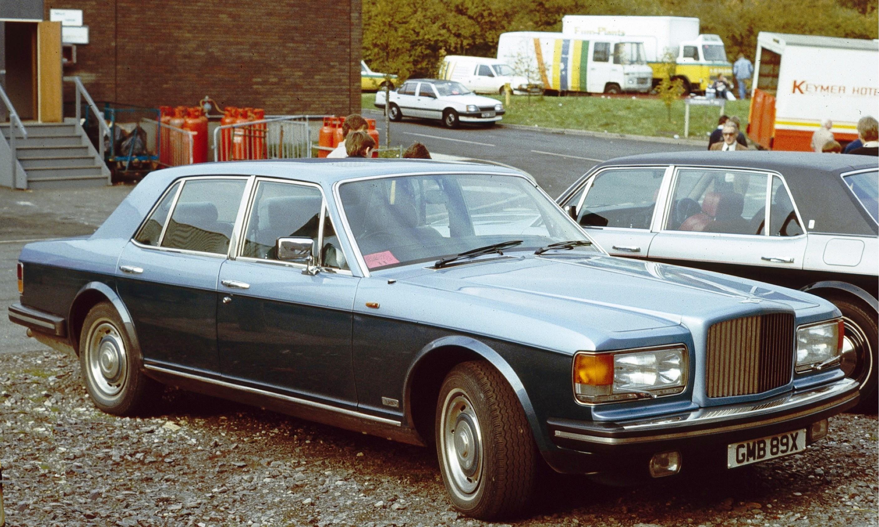 Bentley Eight 1984 - 1992 Sedan #4