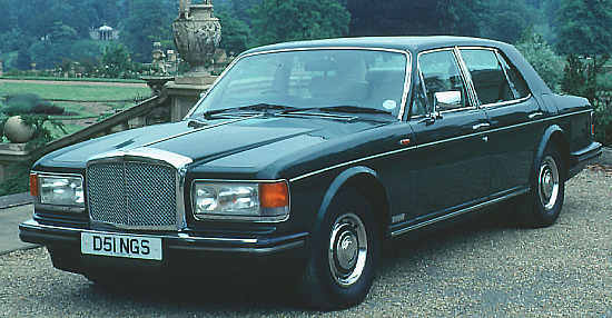 Bentley Eight 1984 - 1992 Sedan #2