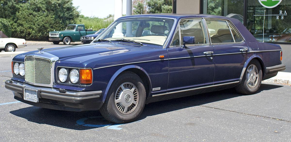 Bentley Eight 1984 - 1992 Sedan #8