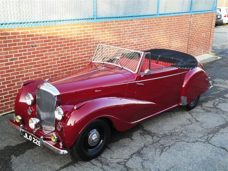 Bentley Mark VI 1946 - 1952 Coupe #3