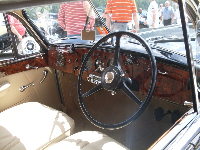 Bentley Mark VI 1946 - 1952 Coupe #2