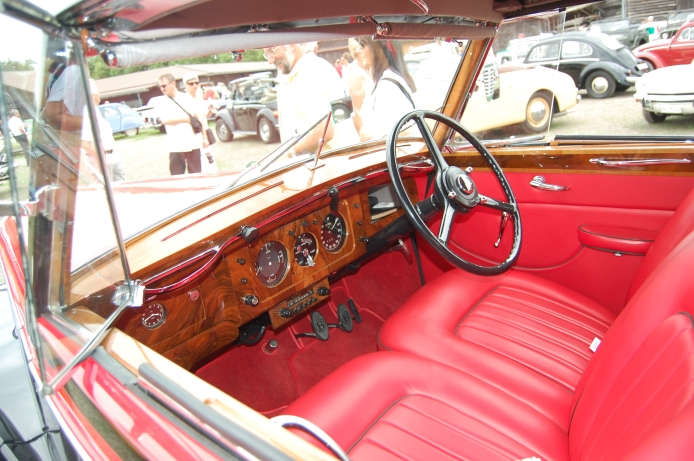 Bentley Mark VI 1946 - 1952 Coupe #1
