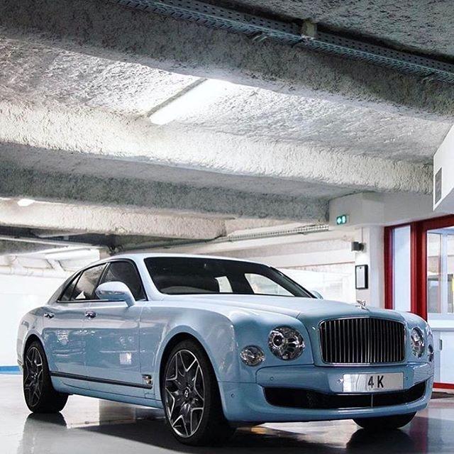 Bentley Mulsanne II Restyling 2016 - now Sedan #7