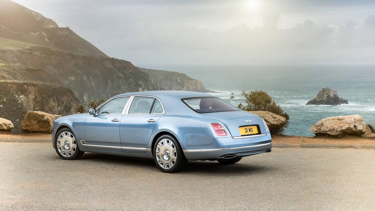 Bentley Mulsanne II Restyling 2016 - now Sedan #1