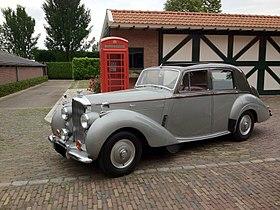 Bentley R Type 1952 - 1955 Cabriolet #7