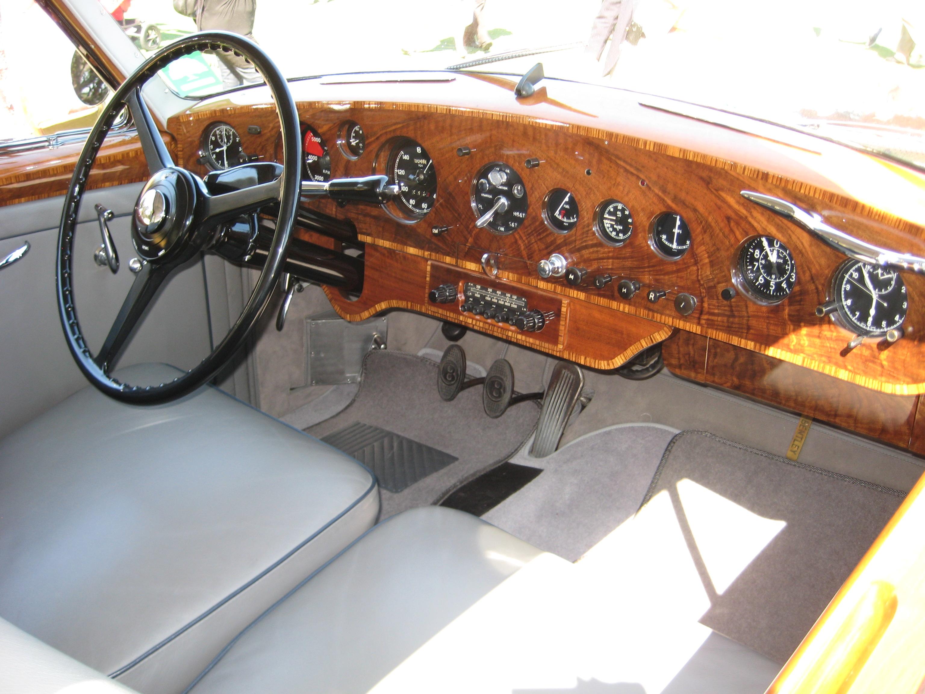 Bentley R Type 1952 - 1955 Cabriolet #1