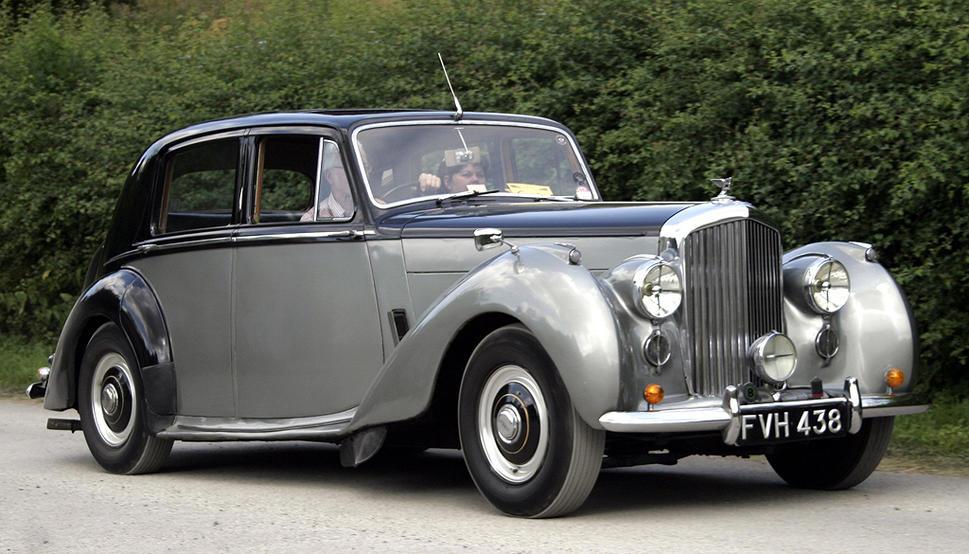 Bentley R Type 1952 - 1955 Sedan #4