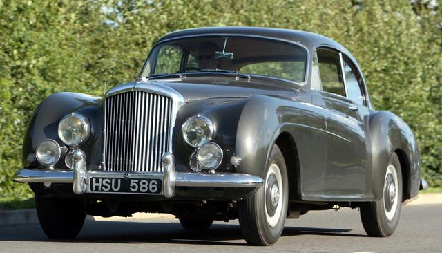 Bentley R Type 1952 - 1955 Cabriolet #6