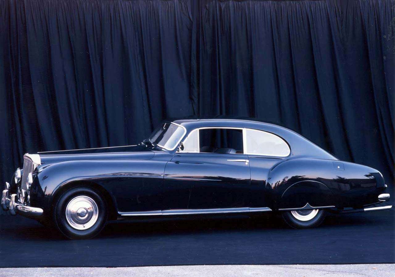 Bentley R Type 1952 - 1955 Coupe #5