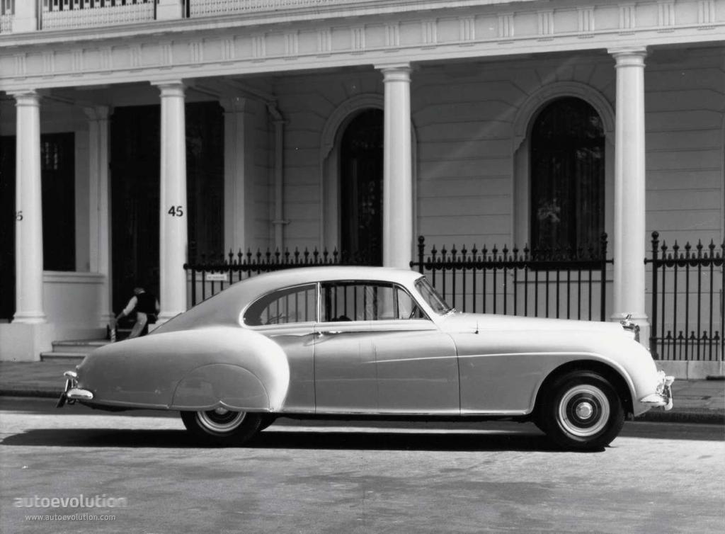 Bentley R Type 1952 - 1955 Sedan #6