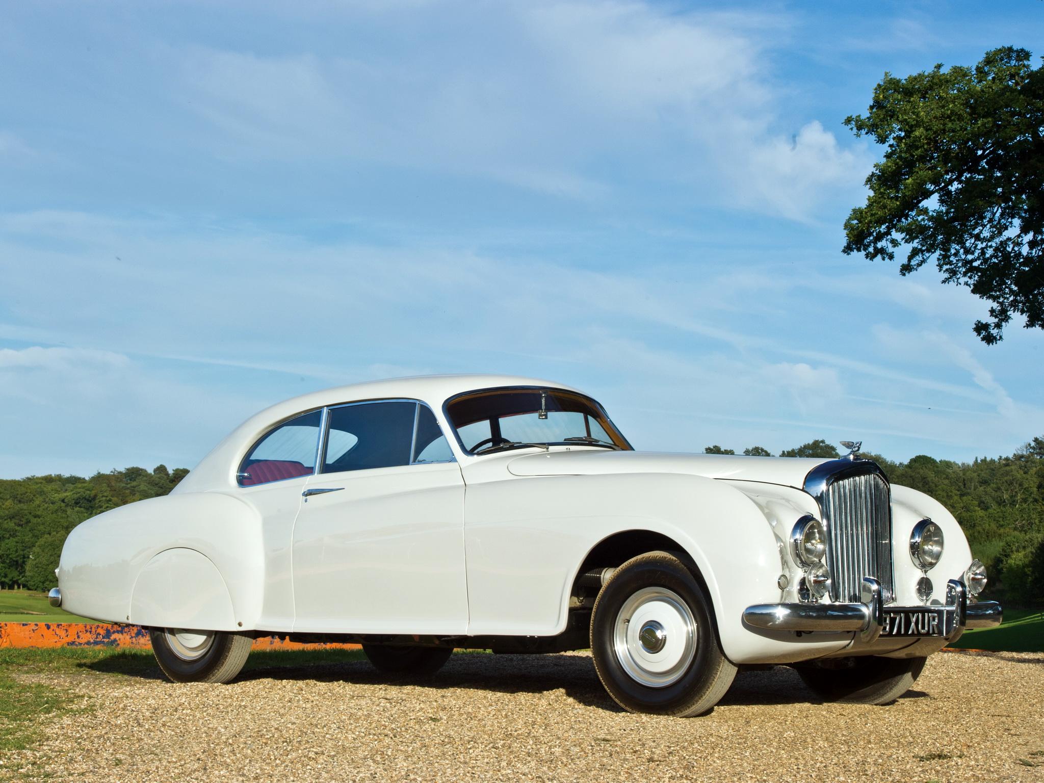 Bentley R Type 1952 - 1955 Sedan #1