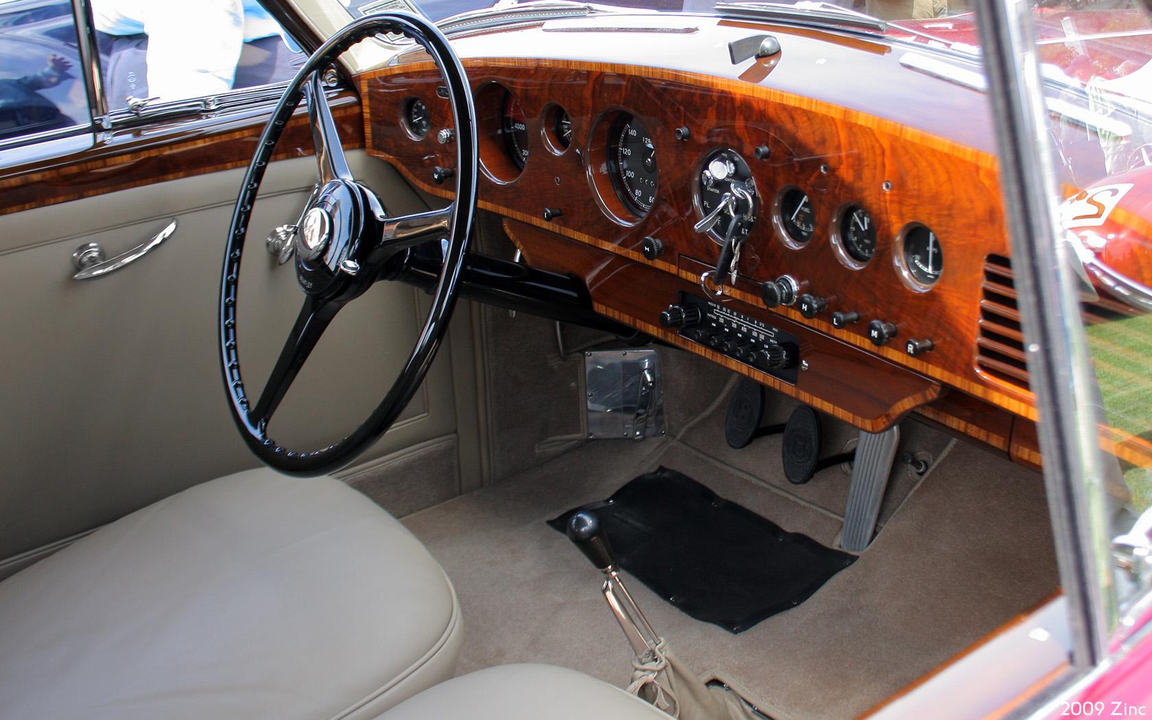 Bentley R Type 1952 - 1955 Sedan #5