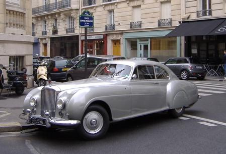 Bentley S I 1955 - 1959 Coupe #7