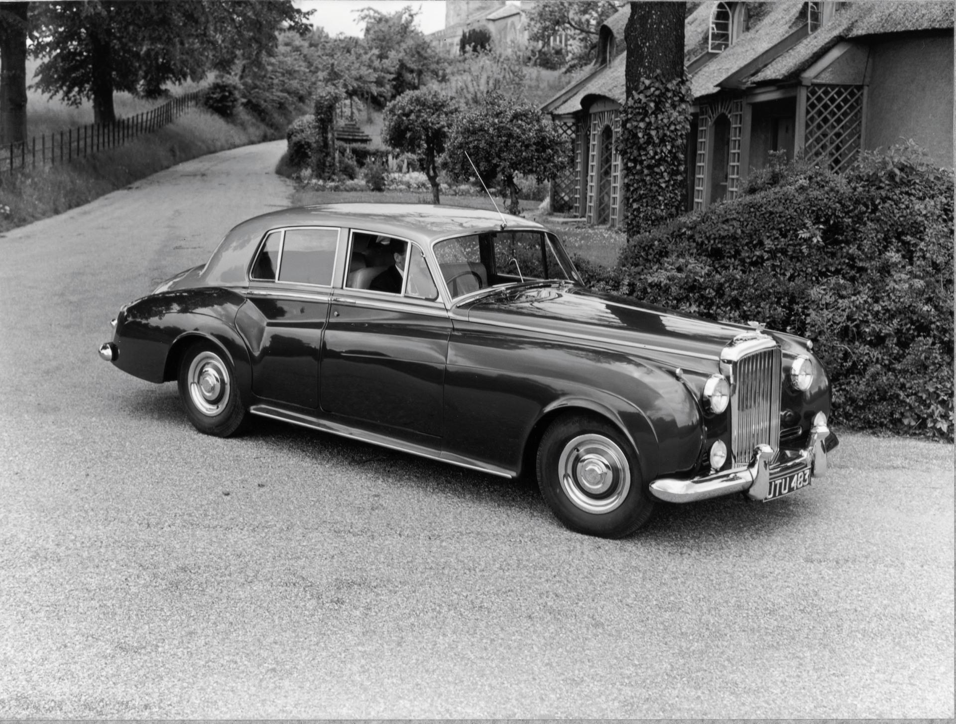 Bentley S I 1955 - 1959 Coupe #2