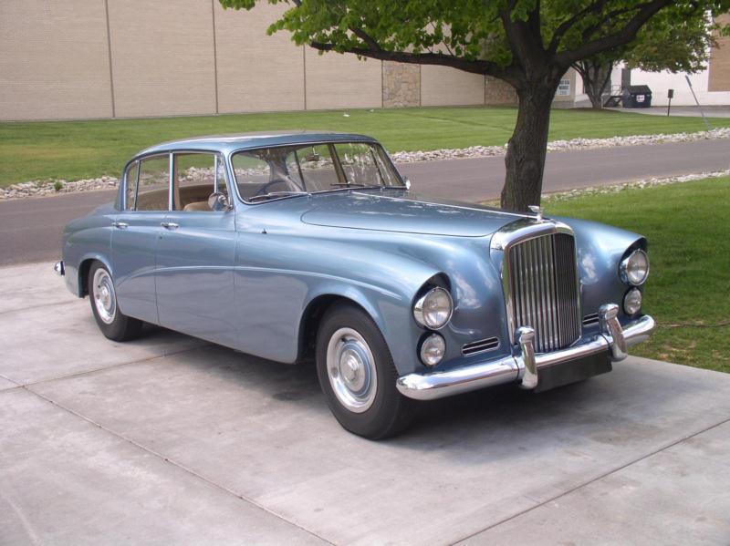Bentley S I 1955 - 1959 Coupe #8