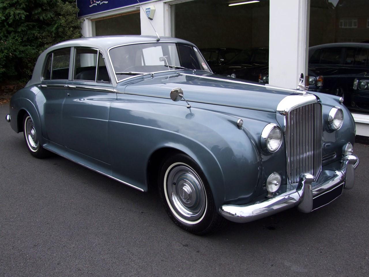 Bentley S I 1955 - 1959 Coupe #1