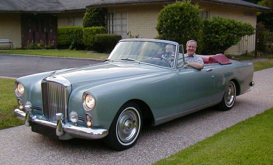 Bentley S II 1959 - 1962 Cabriolet #2