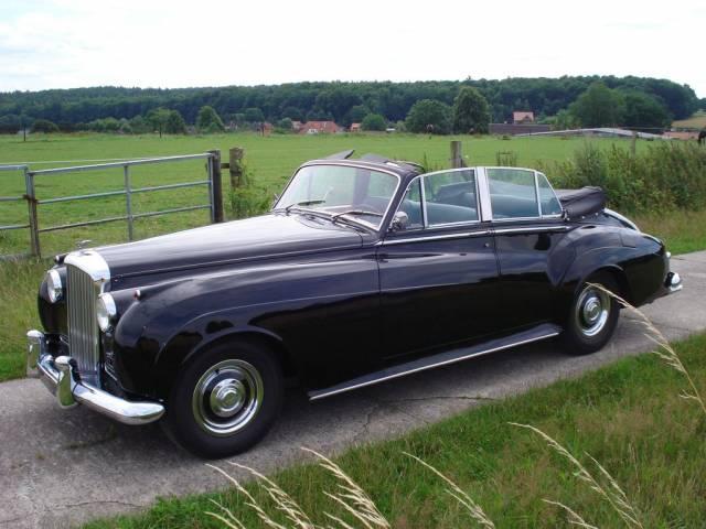 Bentley S II 1959 - 1962 Cabriolet #5