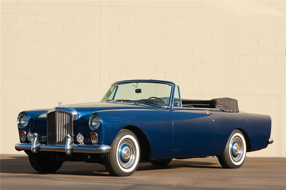 Bentley S II 1959 - 1962 Cabriolet #7
