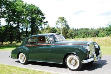 Bentley S II 1959 - 1962 Cabriolet #1