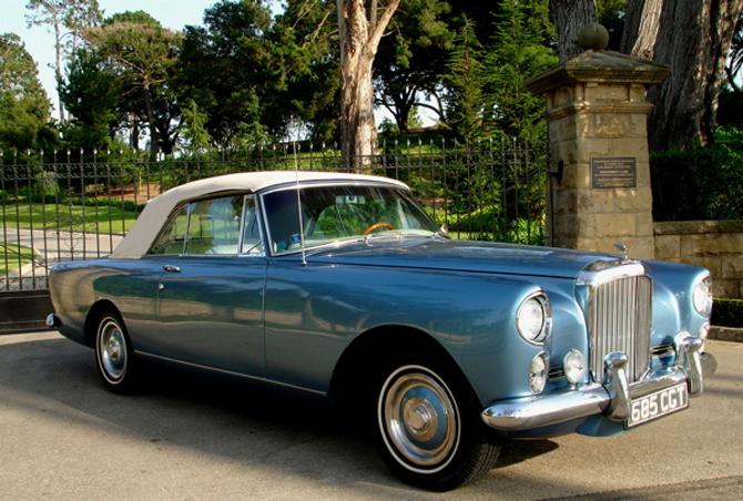 Bentley S II 1959 - 1962 Cabriolet #8
