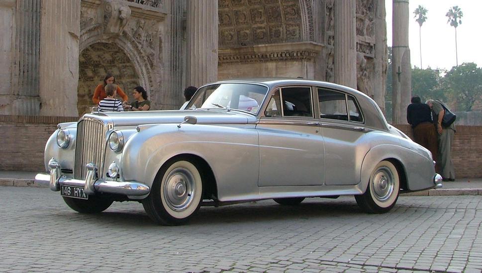 Bentley S II 1959 - 1962 Cabriolet #6