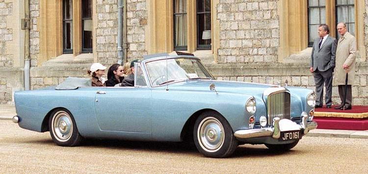 Bentley S II 1959 - 1962 Cabriolet #4